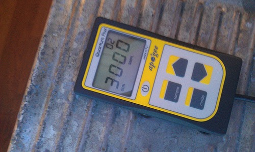 Orpek pr156 About an inch from the diode: