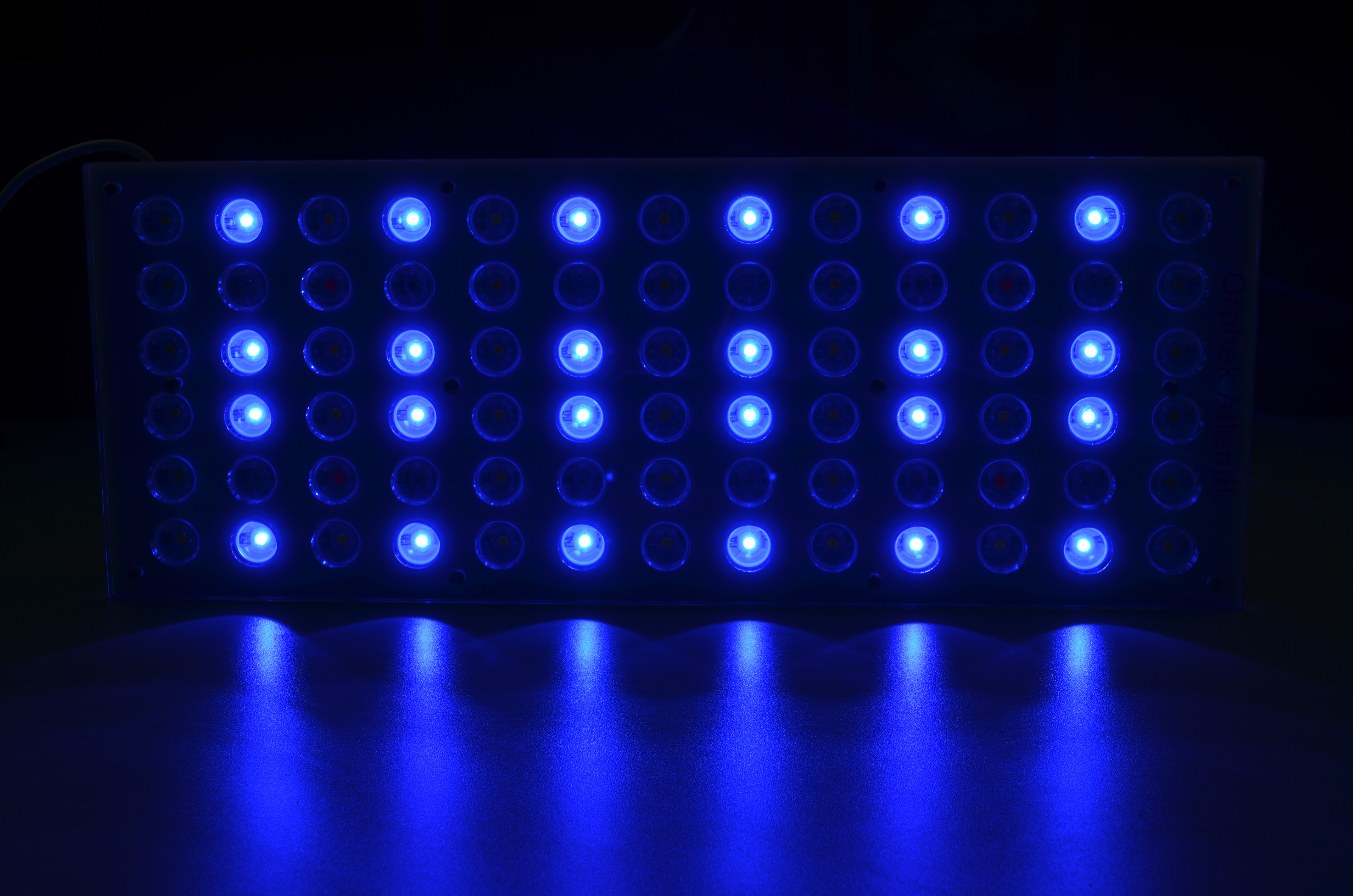 Aquarium led lighting orphek
