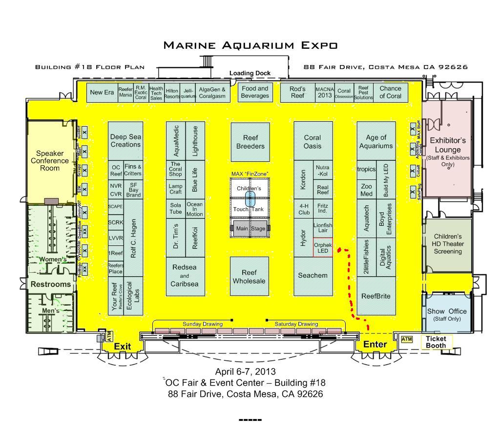 MARINE EXPO 2013