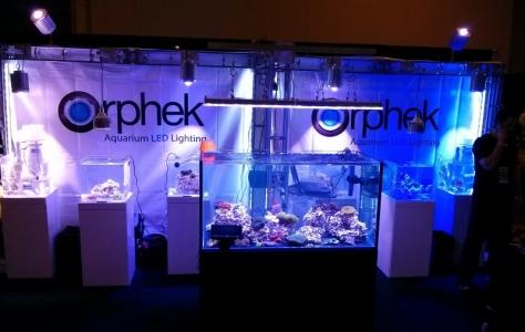 2013 LED aquarium lighting