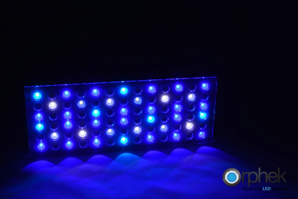éclairage LED d'aquarium orphek
