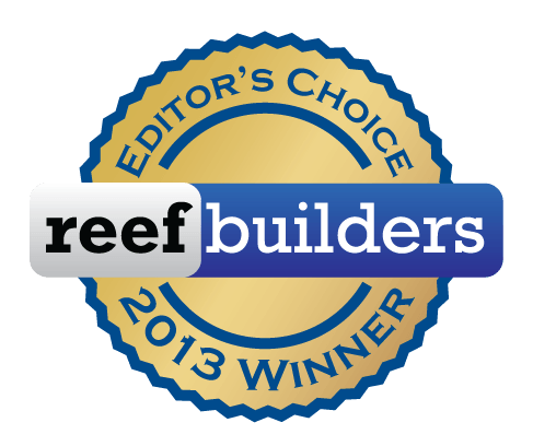 Azurelite-Reefbuilders-2013-Awards-Gewinner