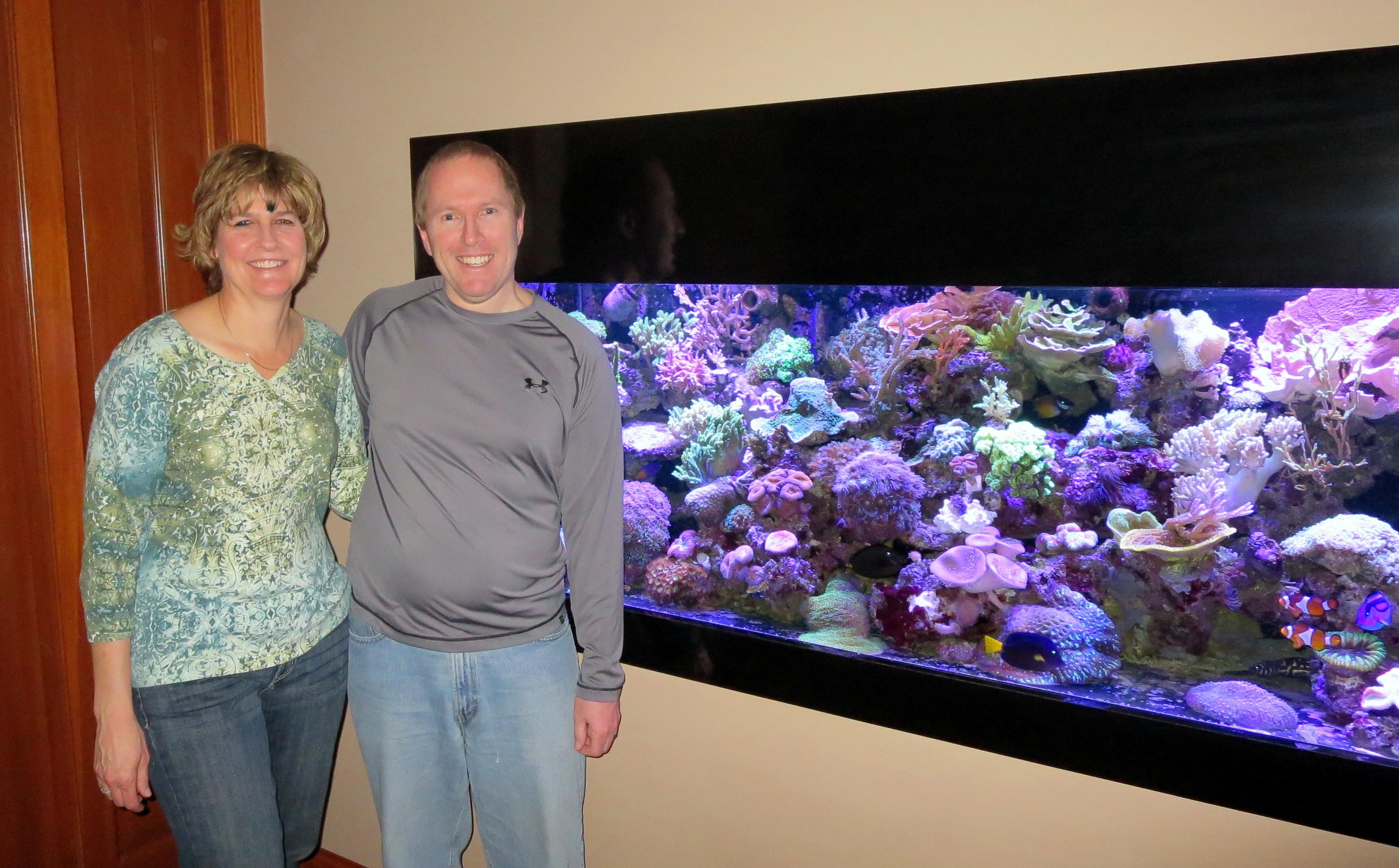 Pat And Kellys Reef Tank