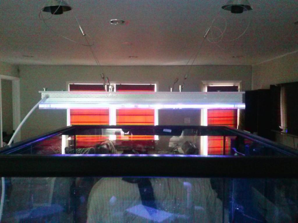 рифів, Світлодіодне освітлення