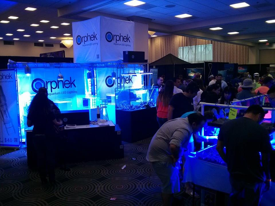 Orphek-booth-is- booming
