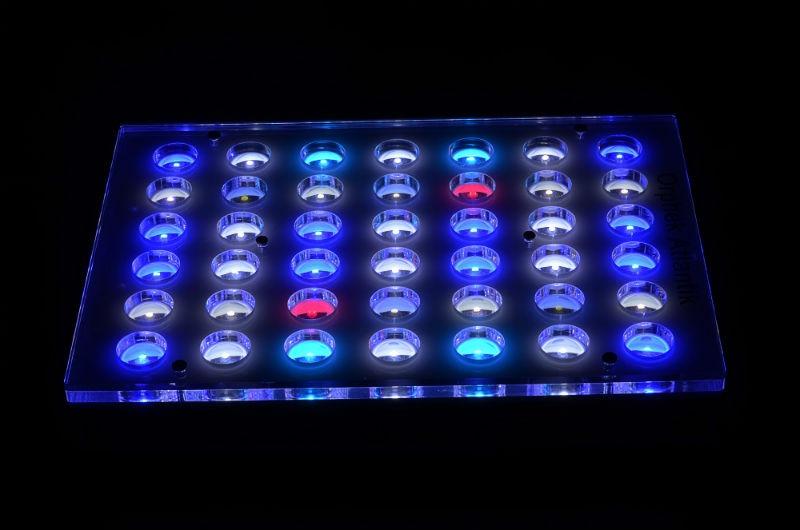 atlantik compact wifi orphek aquarium led beleuchtung. Black Bedroom Furniture Sets. Home Design Ideas