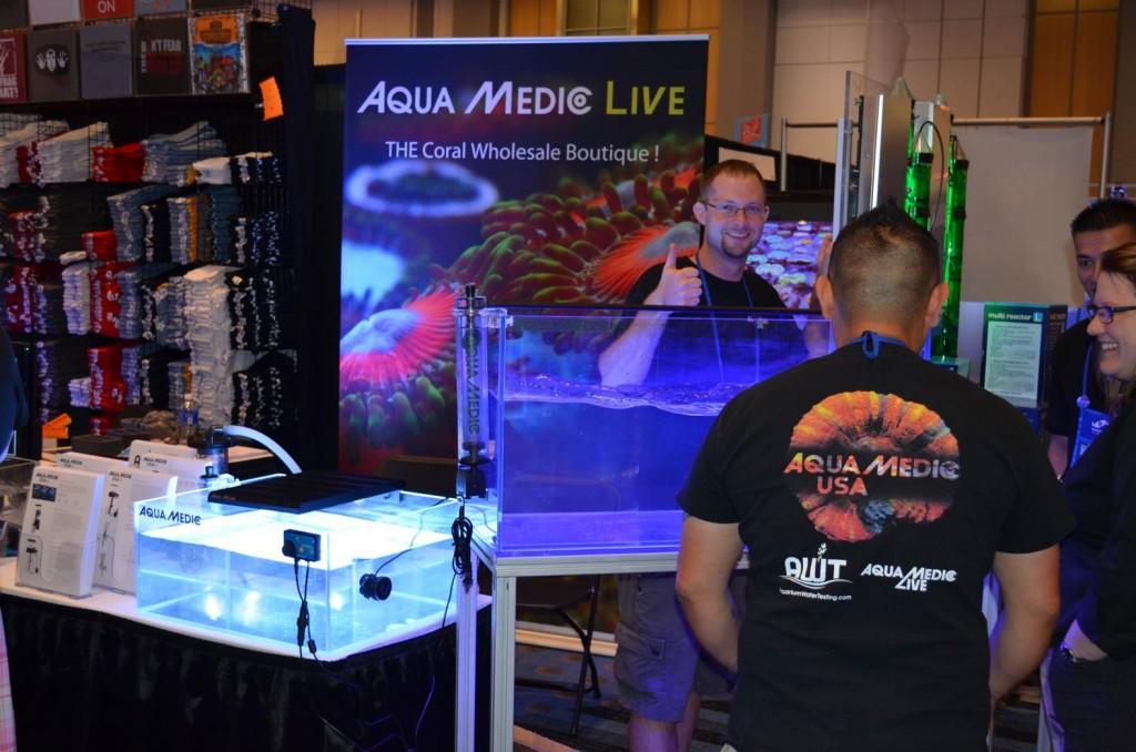 Aqua Medic żywo
