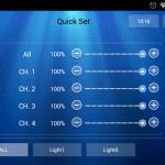 Orphek Atlantik App quick set