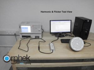 Flicker-test-Atlantik-P-ledede