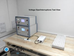 Kuvvetli test-Atlantik-v2-LED