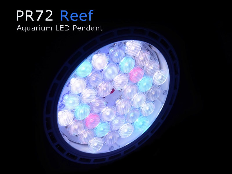 Orphek-PR72-Reef Aquarium-LED-Lighting-