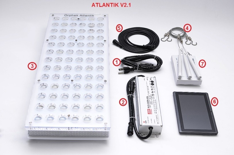 আটলান্টিক_টি V2.1_kit_LED_light