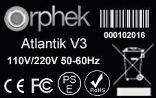 Orphek Atlantik CE