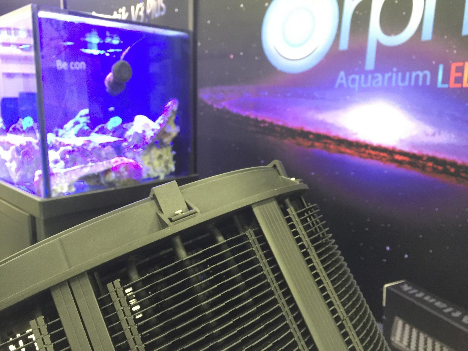 حوض السمك-LED-الإضاءة أمازوناس-500W