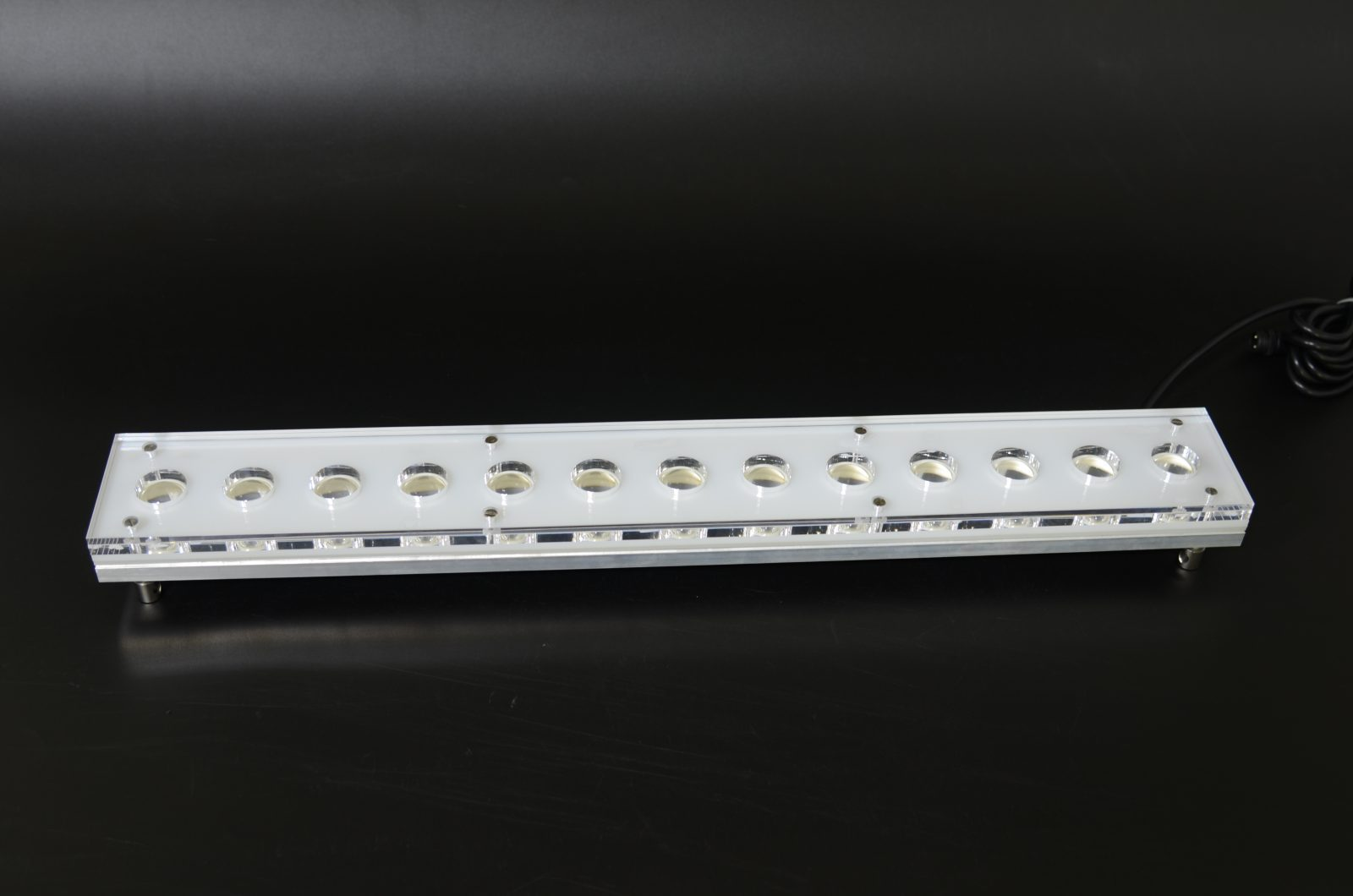 Niebieski Super Slim Line LED