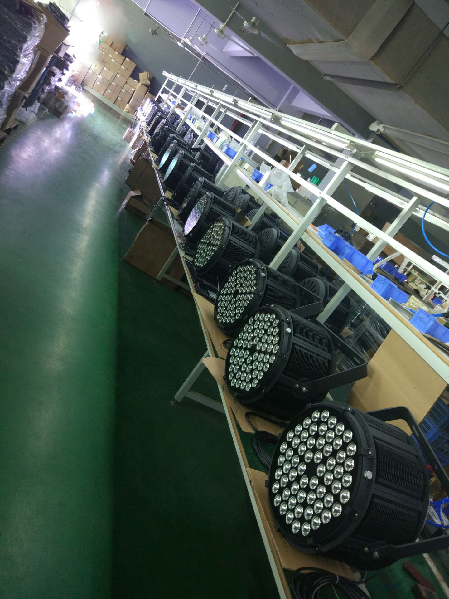 عکس تولید کارخانه آمازوناس 500watt-3