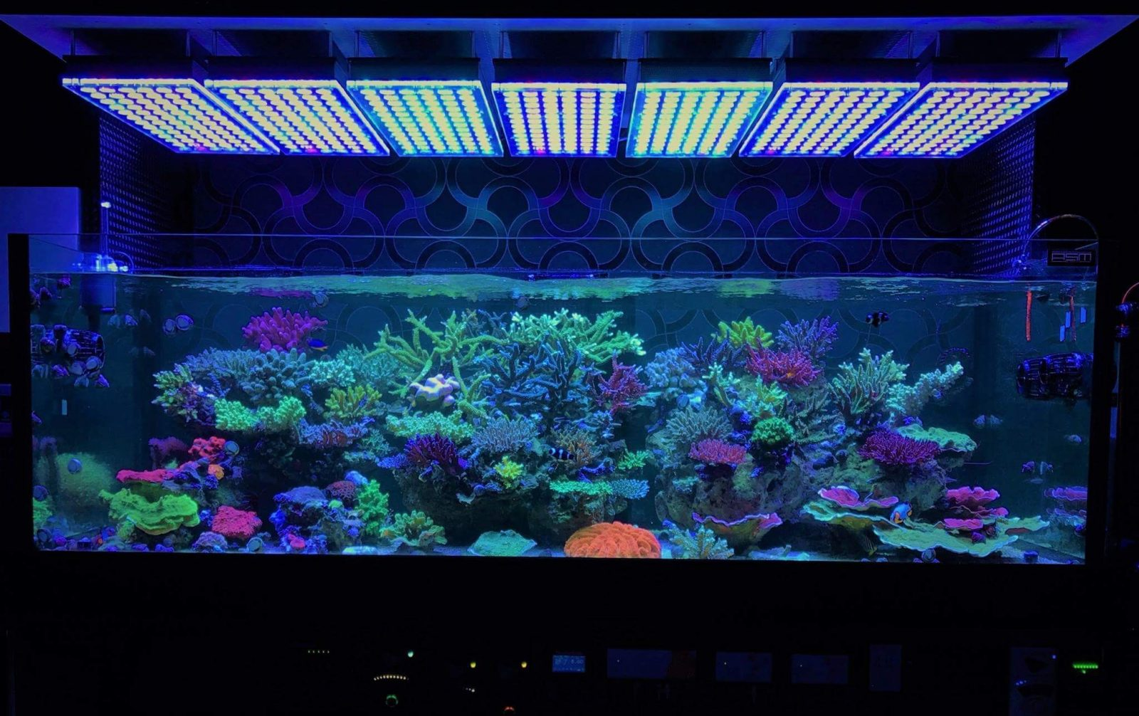 wierless-aquarium-light