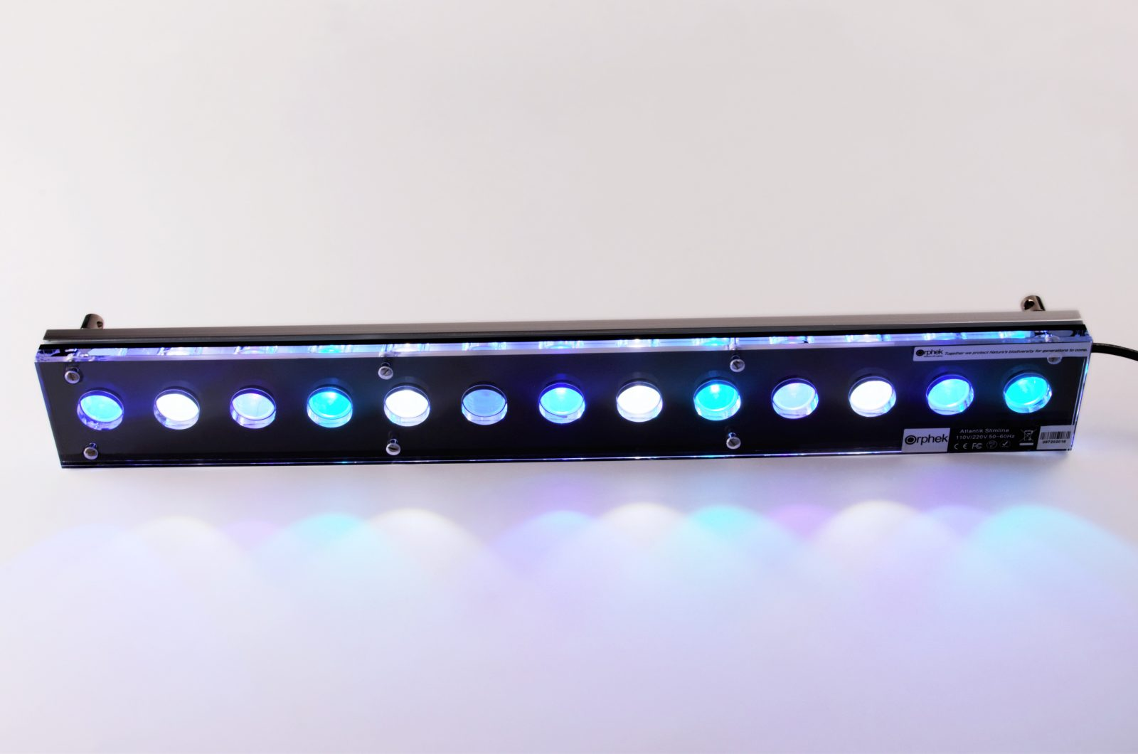 آیفون-آکواریوم-LED-Lighting-Slimline-V4-Reef