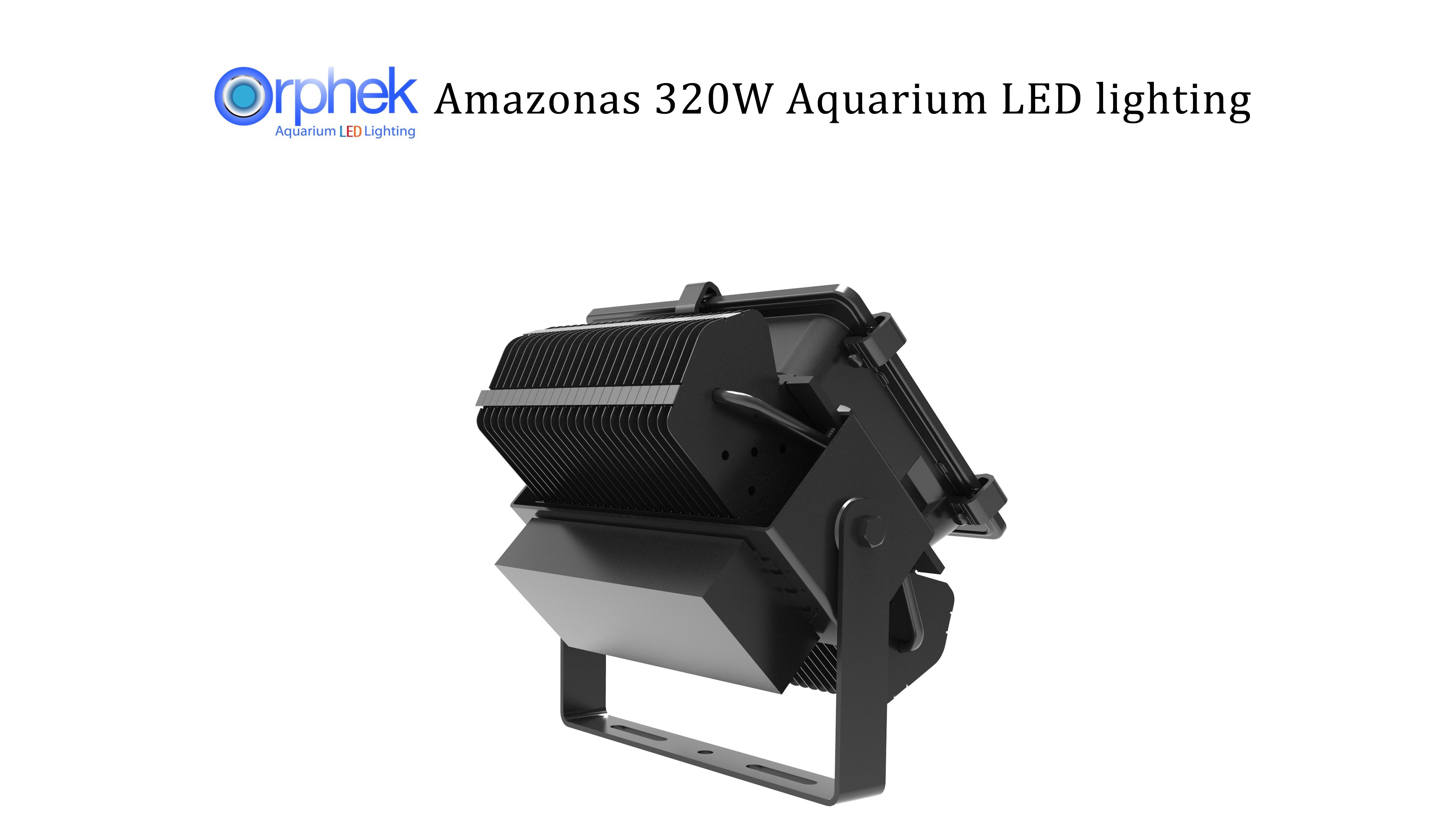 सार्वजनिक एक्वैरियम-एलईडी-प्रकाश-ऑर्पेक-अमेज़ॅनज़ 320
