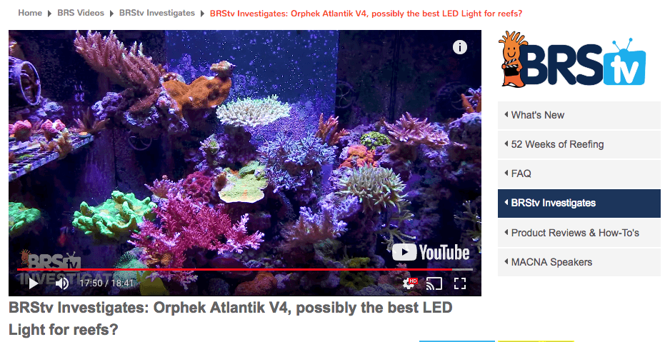 Aquarium-éclairage LED