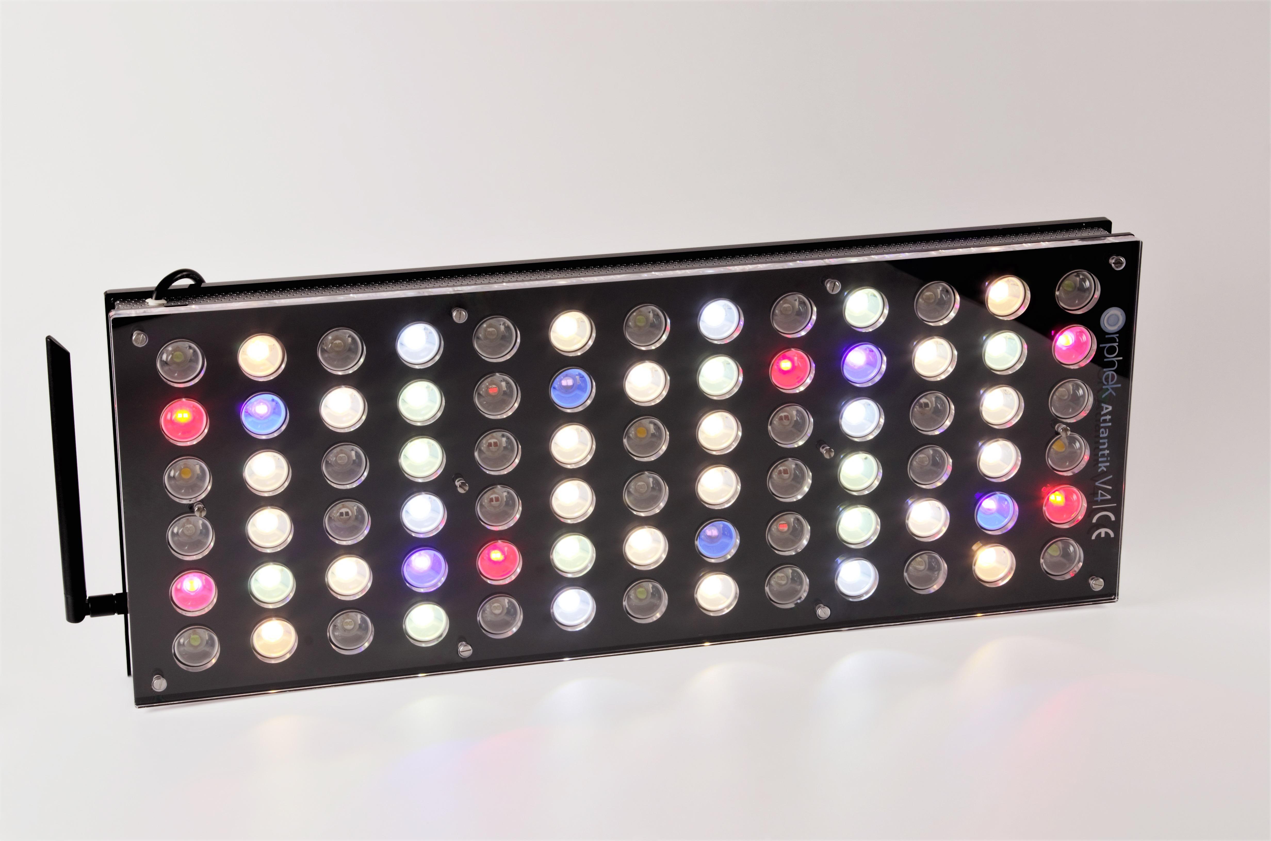 জলজ উদ্ভিদ আকস্মিক আকাশগঙ্গা LED আলো
