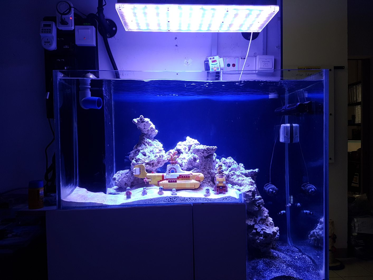 aquarium_lighting led