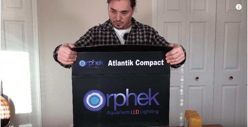 Orphek Atlantik Compact V4 Unboxing