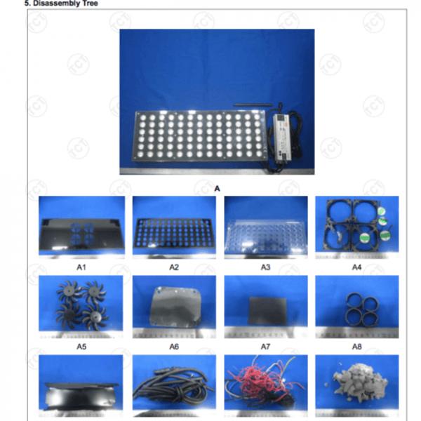 Orphek Ocean Reef Aquarium LED Lighting Atlantik v4 lan Atlantik v4 Compact WEEE Certified