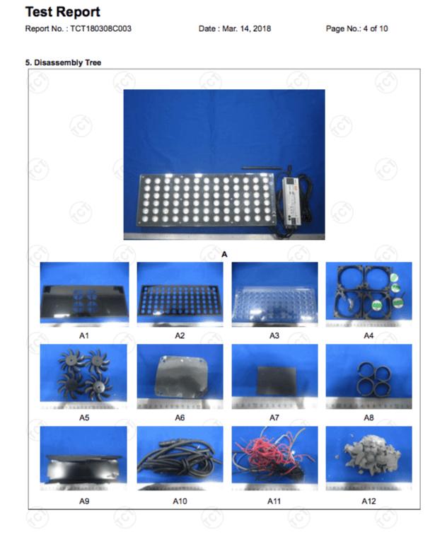 Orphek Ocean Reef Aquarium LED照明Atlantik v4和Atlantik v4緊湊型WEEE認證