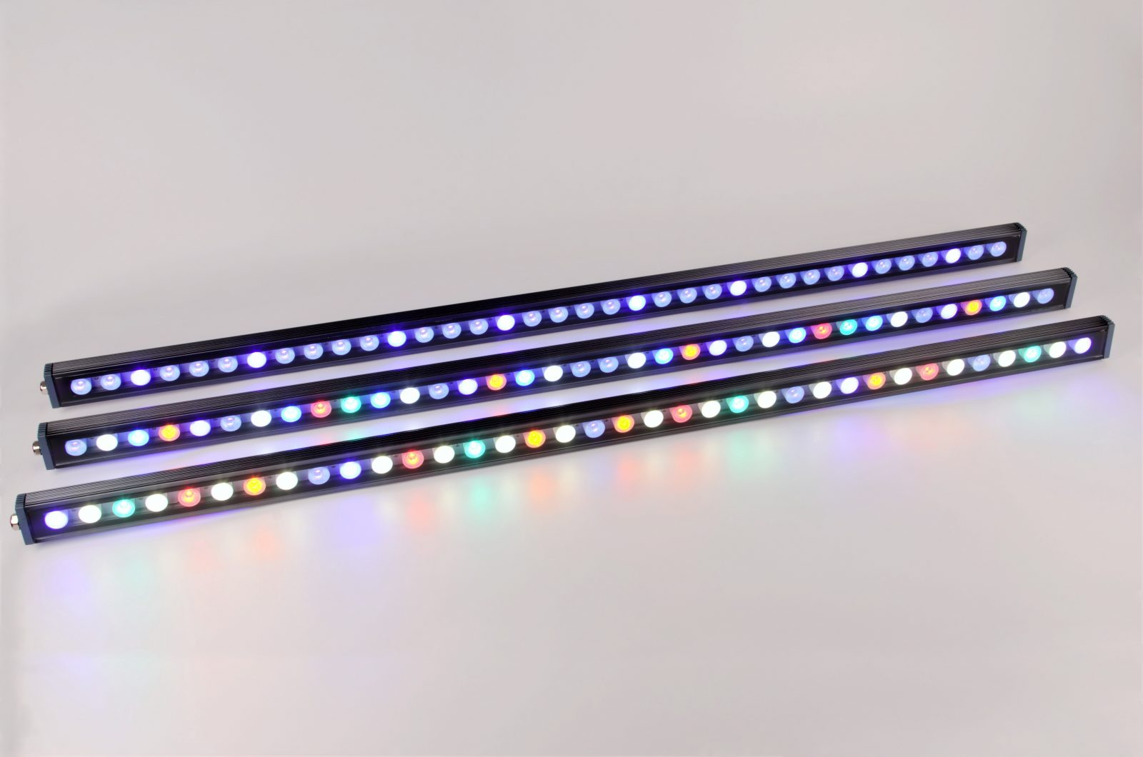 Éclairage de barre de barre d'aquarium LED