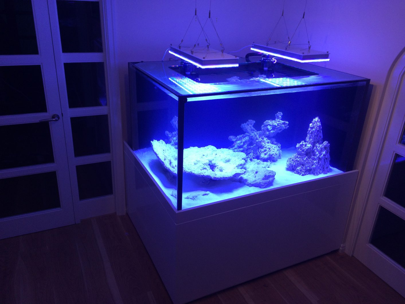 start-2-Orphek-Atlantik-LED-Reef-akvarie-ljus
