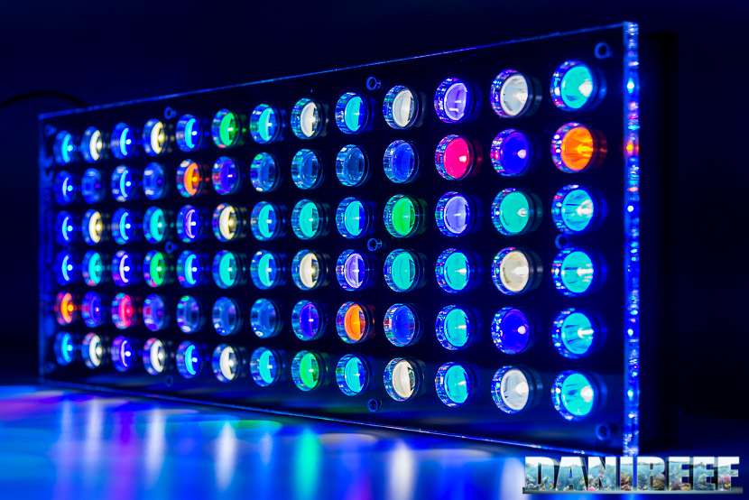 Orphek Atlantik V4 Gen2 Bedste Reef Aquarium LED Light Reviewd