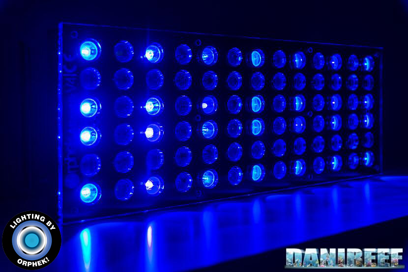 atlantik v4 strongest reef aquarium LED light