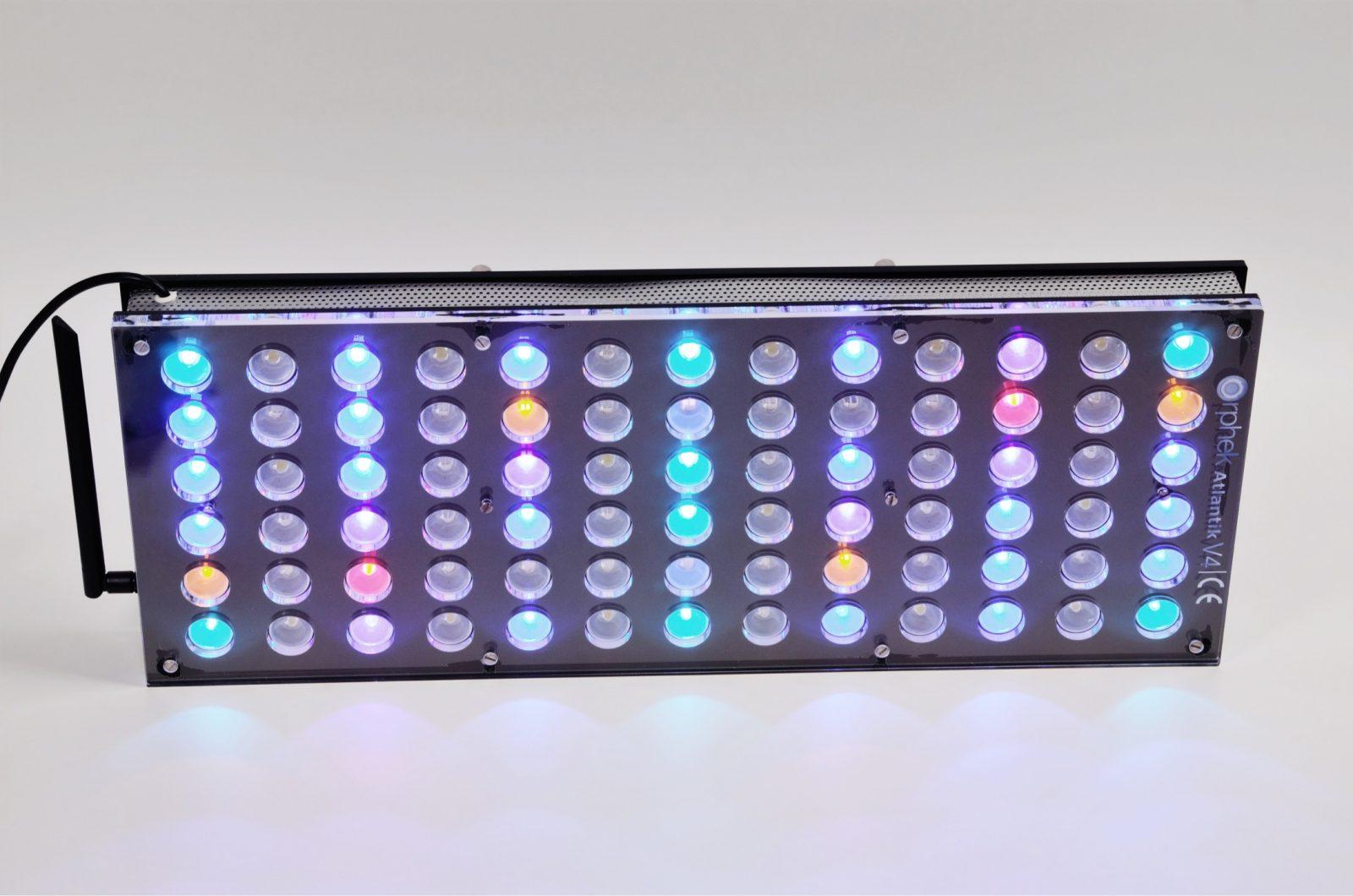 תאורת אקווריום שונית עמוקה של אטלנטיק v4