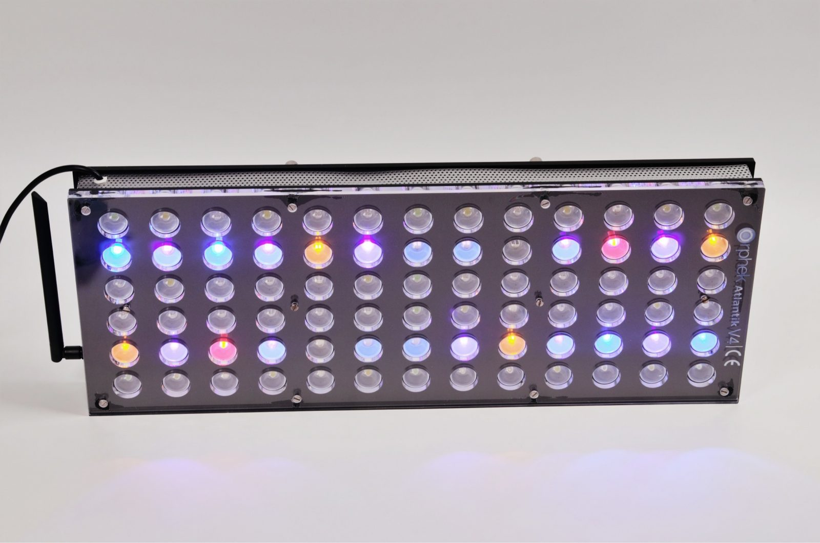 strongest reef tank LED light 2020