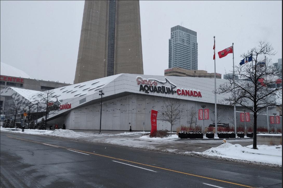 δημόσιες δεξαμενές του Καναδά