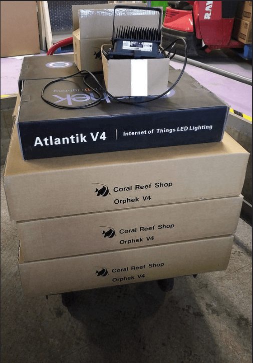 atlantik v4 best reef tank light 2020