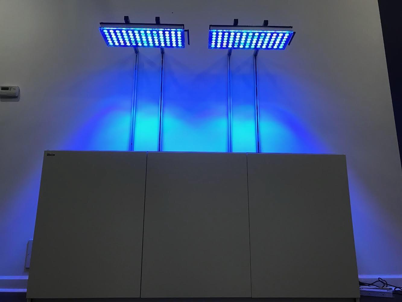 2020 أفضل خزان ضوء مرجاني atlantik v4