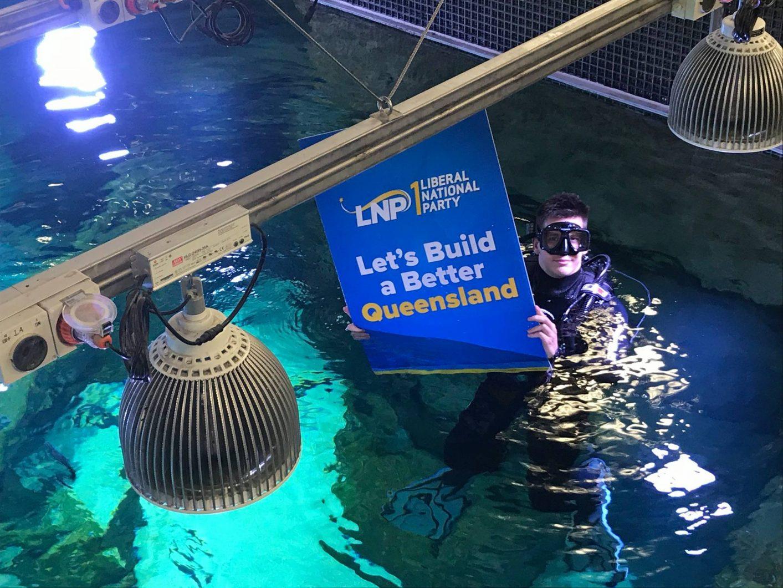 high end public aquarium led lighting