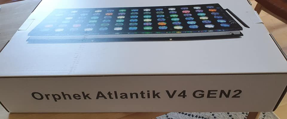 Orphek-Atlantik-V4-LED-ريف-ريفيو مراجعة