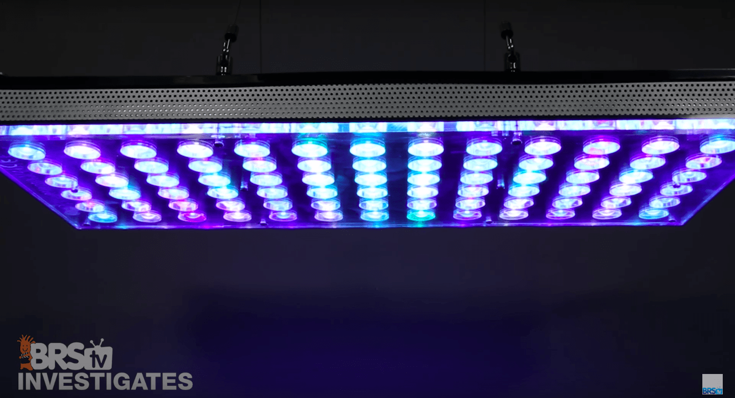 2020 best reef tank LED light