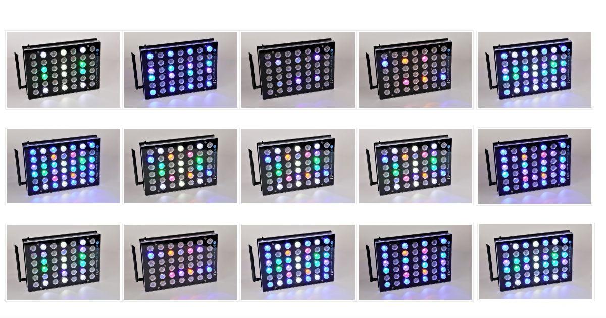 mejor acuario LED ophek atlantik compact