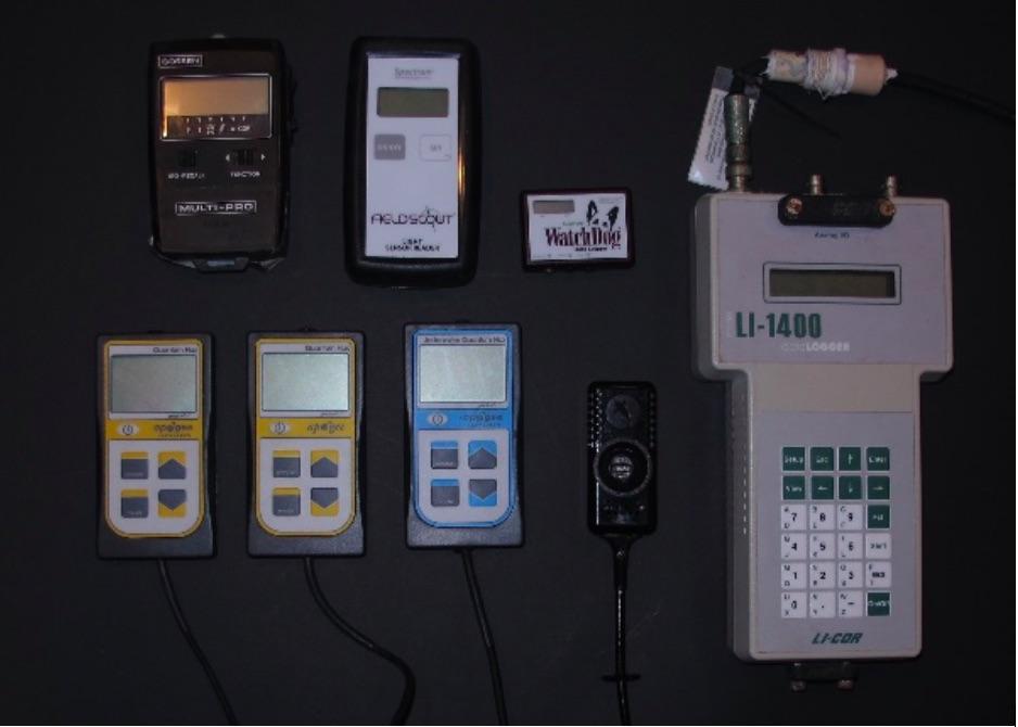 광도 측정