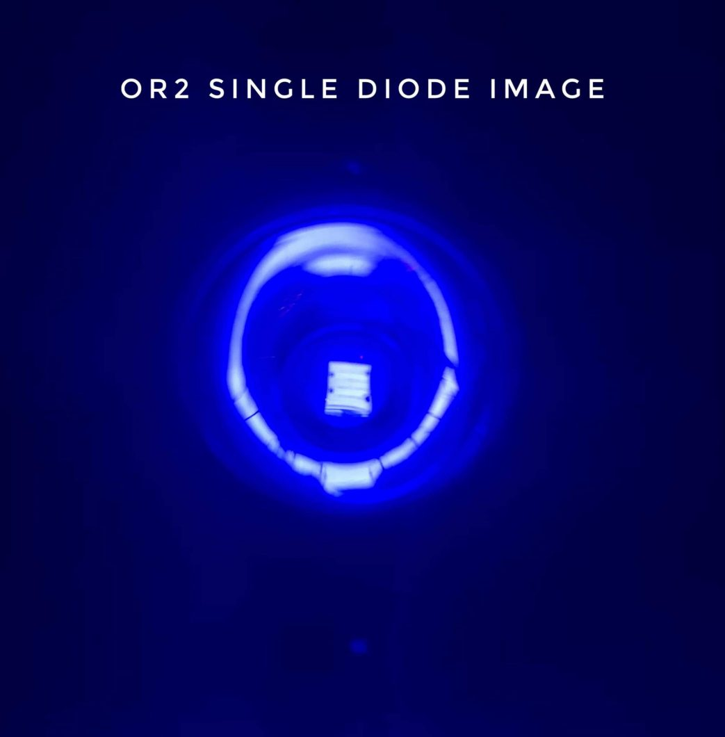 Orphek singel chip 3w