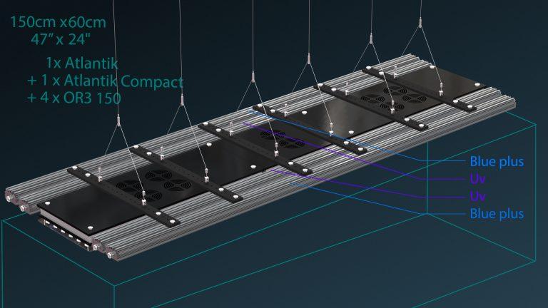 hybride-orphek-fixation-braket-atlantik-or3-LED-light
