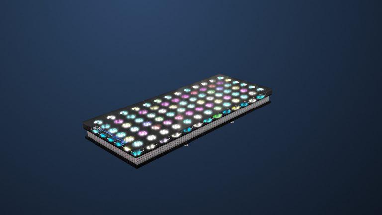 Orphek礁LED灯3D