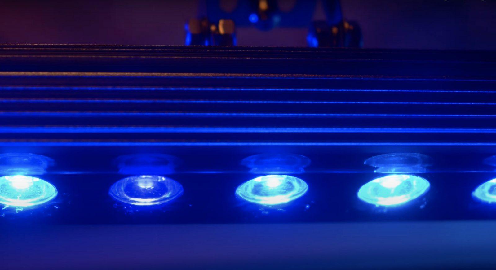 OR3 LED-Leiste Nahaufnahme