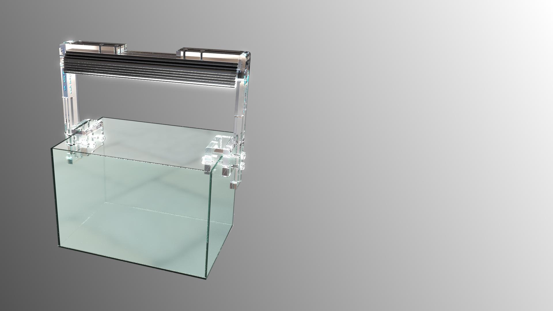 acrilico-Braccio-di-montaggio-per-OR3-LED-Bar
