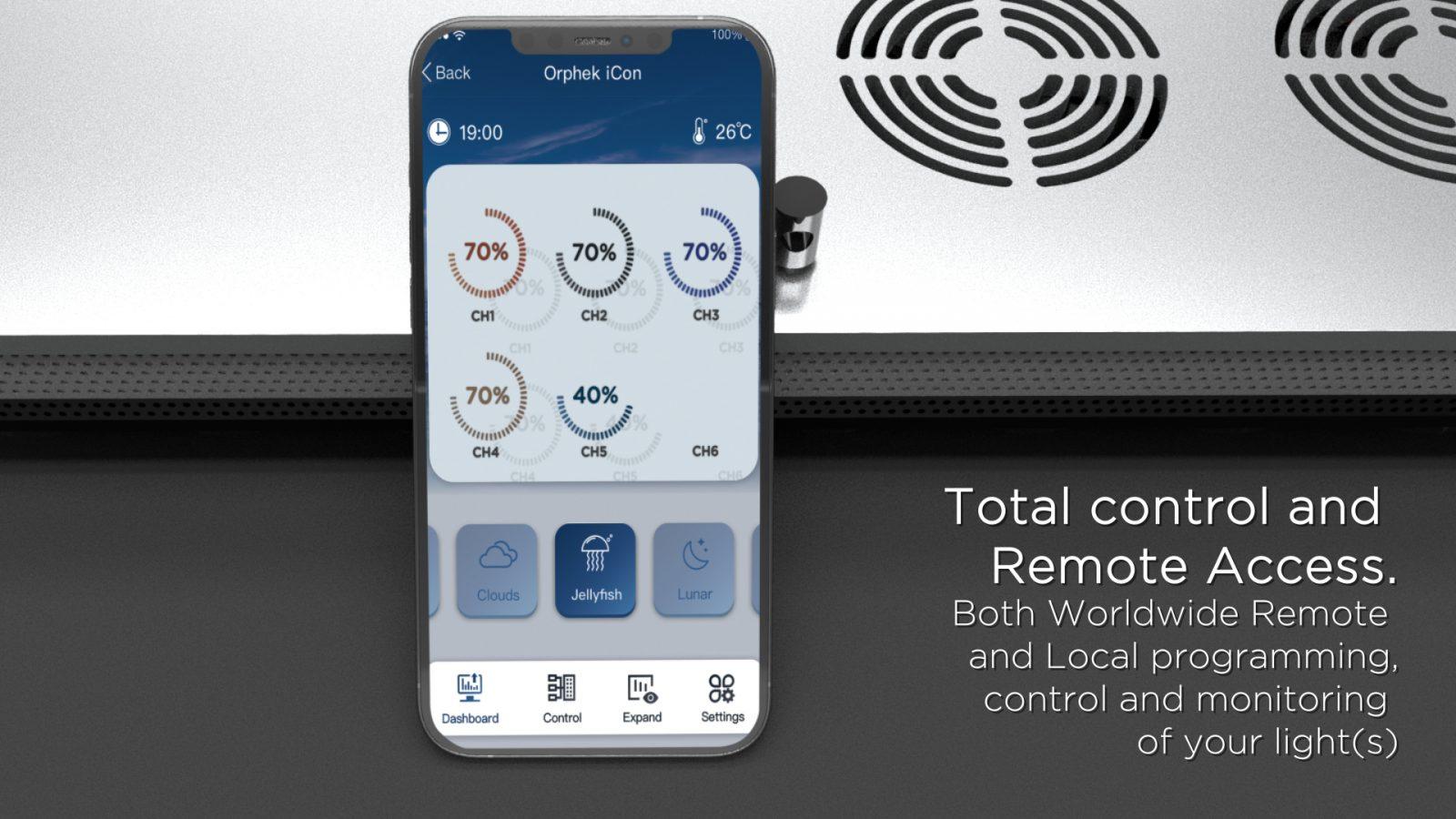 Orphek-iCon-App-per-IOS-e-Android